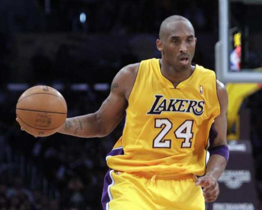 Kobe Bryant can score but will Time Warner Cable?