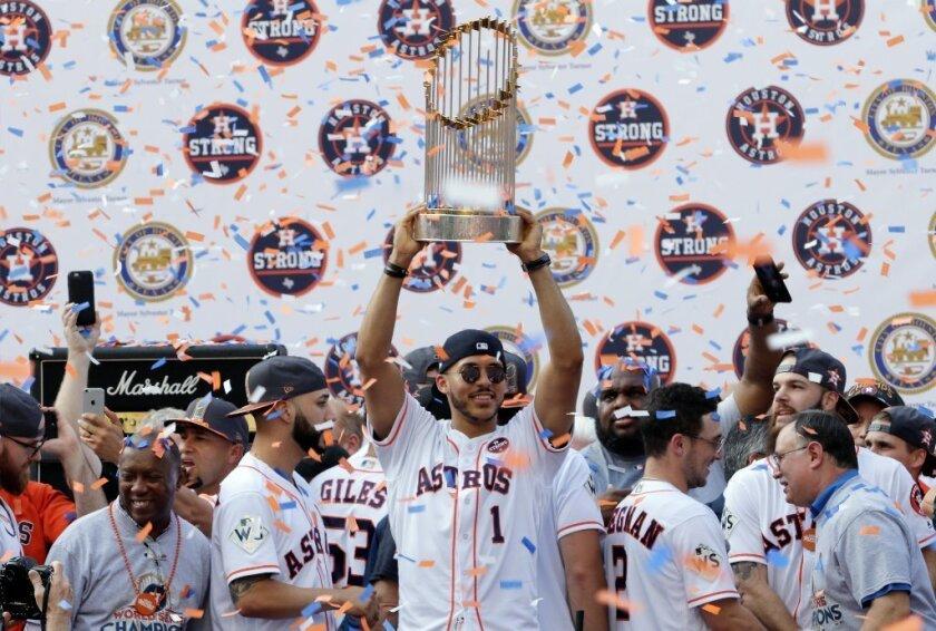 ¿Visitarán los Astros de Houston a Trump tras ganar la Serie Mundial?