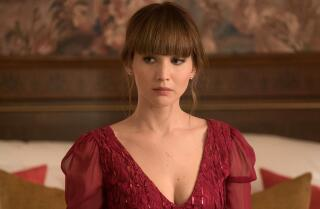 'Red Sparrow' review by Kenneth Turan