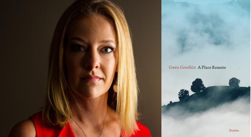 Author Gwen Goodkin