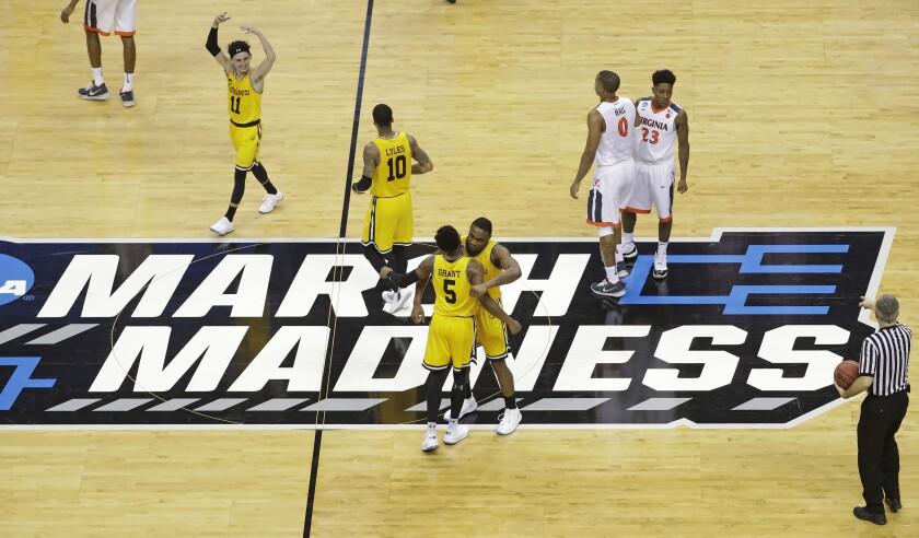 March Sadness Basketball