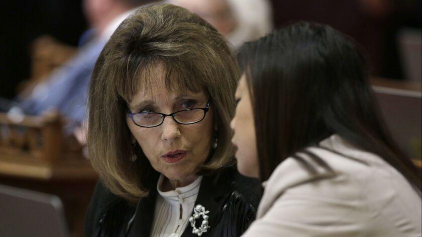 Patricia Bates, Janet Nguyen