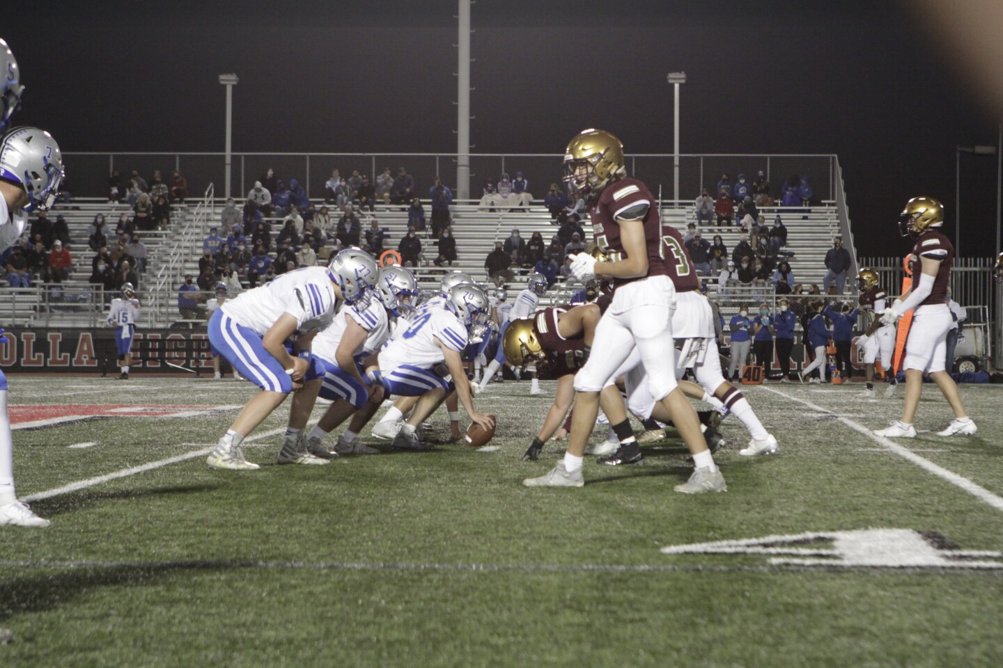 The La Jolla Country Day School Torreys and The Bishop's School Knights square off at La Jolla High School on March 20.