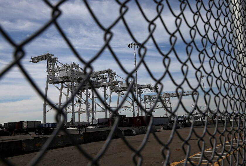 A proposed export facility near the Port of Oakland faces sharp new questions over whether it would process coal bound for Asia.
