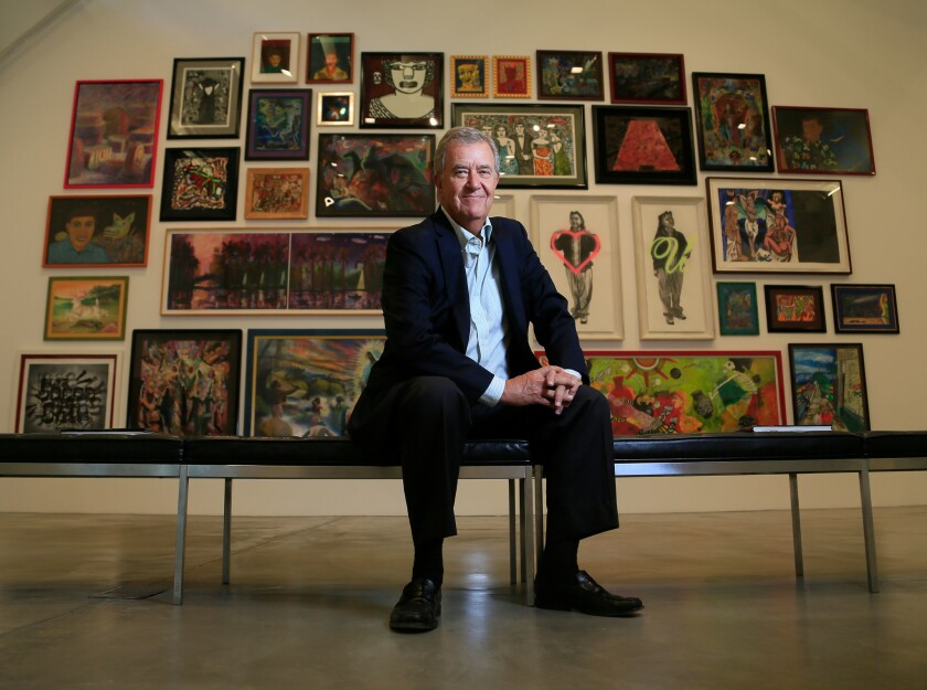 On Tuesday, Oct. 18, Hugh Davies will retire as the director and CEO of the Museum of Contemporary Art, relinquishing his duties to Kathryn Kanjo.