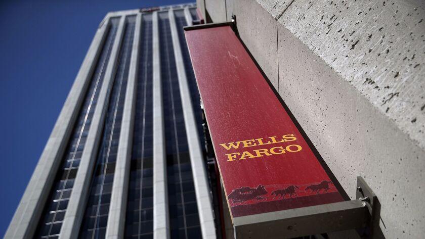 Wells Fargo Post Higher Than Expected Quarterly Earnings