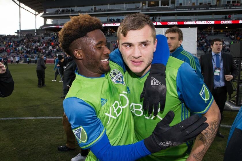 Los debutantes en la final, los Sounders de Seattle y Toronto FC, definen la Copa MLS.