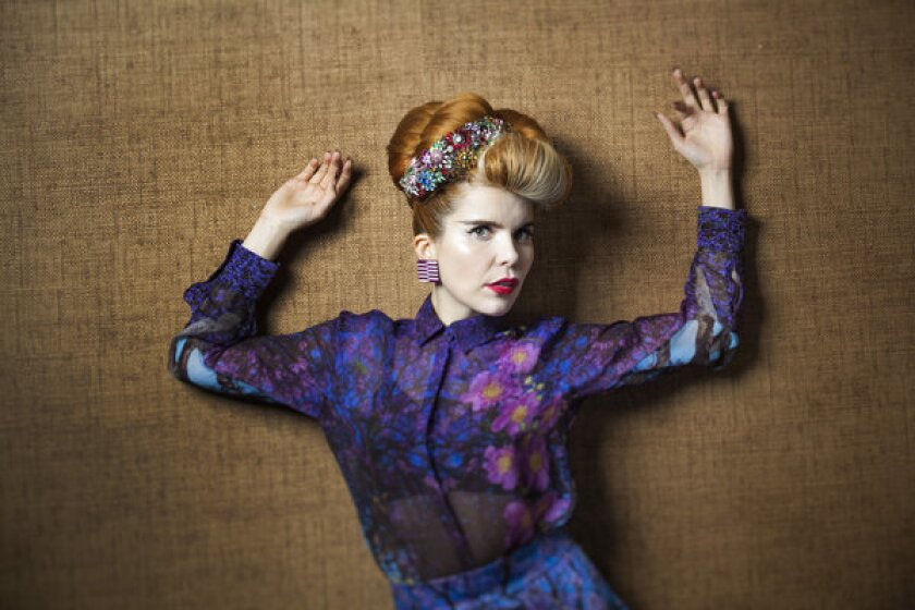 British singer-songwriter Paloma Faith is one of the many acts expected to perform at the South by Southwest music festival in Austin, Texas.