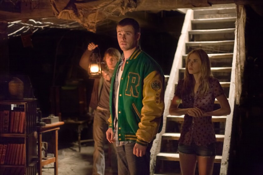 Classic movies in L.A. this week: 'Cabin in the Woods' and more