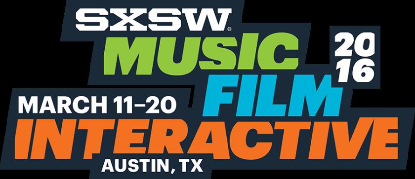 The SXSW 2016 logo.