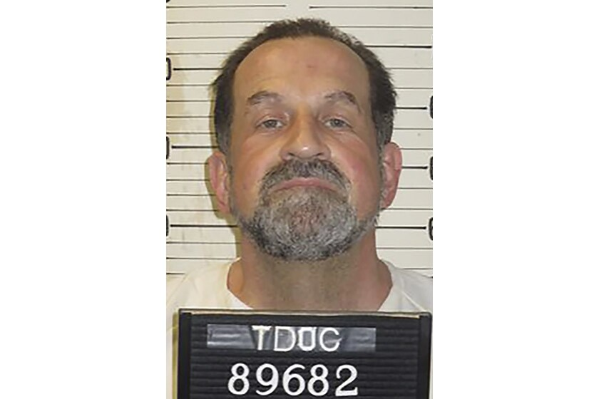 Nicholas Sutton, 58, was sentenced to death in 1986 for killing fellow inmate Carl Estep in a conflict over a drug deal.