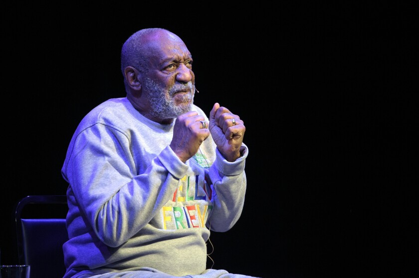 Bill Cosby accused of defamation