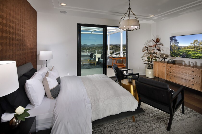 GenSmart Suites by Pardee Homes provide private areas with kitchenettes, cozy living rooms, bathrooms and sleeping spaces for multigeneration households.