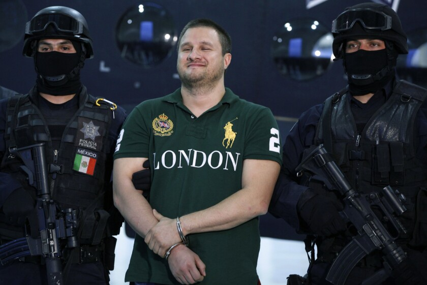 Mexico extraditions