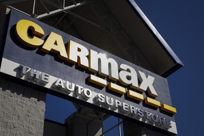 Car Max Near Me >> If You Must Trade In Your Car Here S How To Get The Most