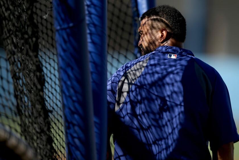 Dodgers outfielder Matt Kemp hasn't come close to reproducing his stellar 2011 season, when he had 39 home runs and 126 runs batted in.