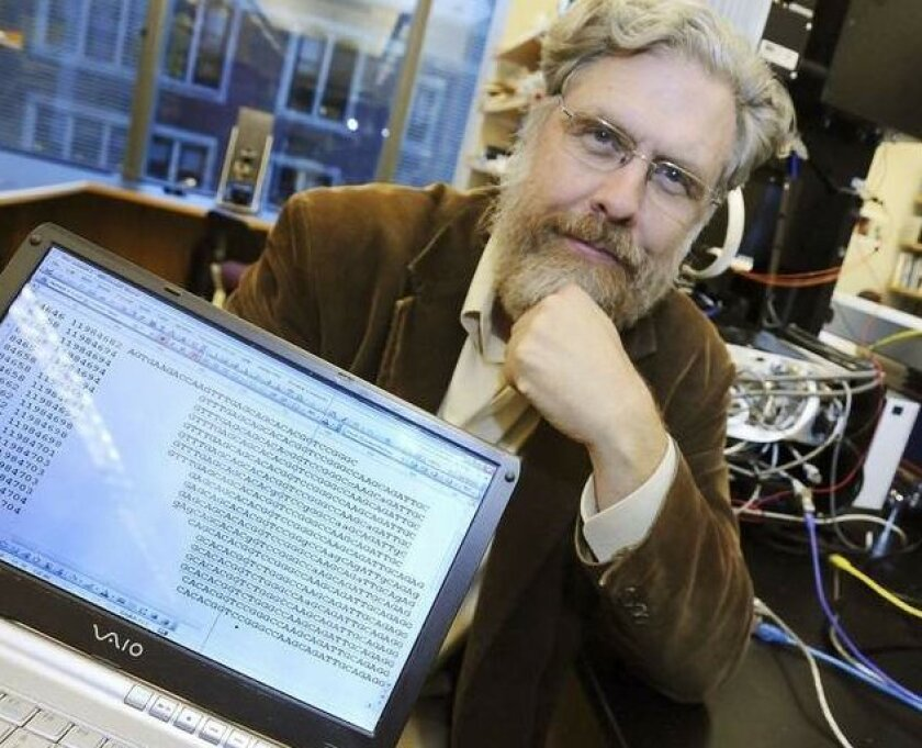 Harvard's George Church is a leader in the personal genomics movement in science and society.