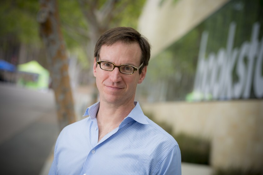UC San Diego history and Chinese studies professor Karl Gerth co-directs UC San Diego's Modern Chinese History program.