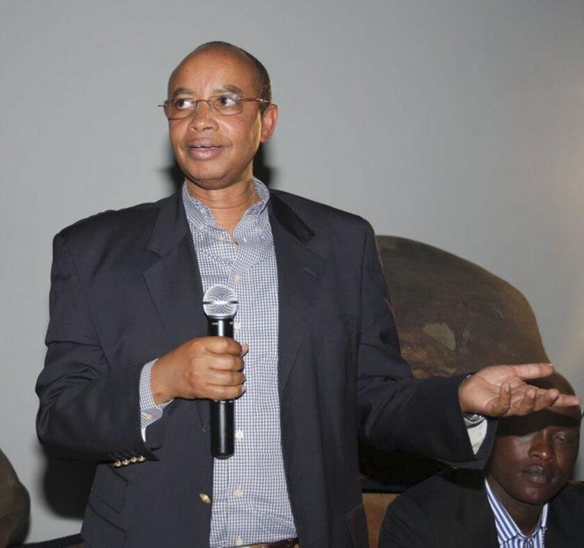 Patrick Karegeya, Rwanda's former spy chief, was found dead in a hotel room in South Africa.