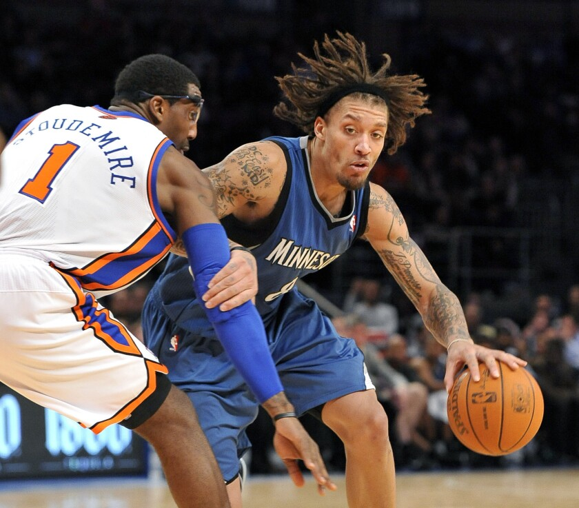 Michael Beasley, Amare Stoudemire