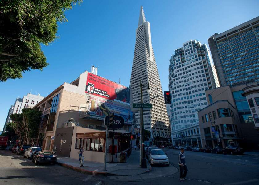 San Franciscans head to the polls to vote on Prop. F
