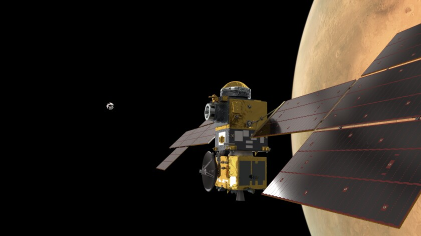 ESA's Earth Return Orbiter
