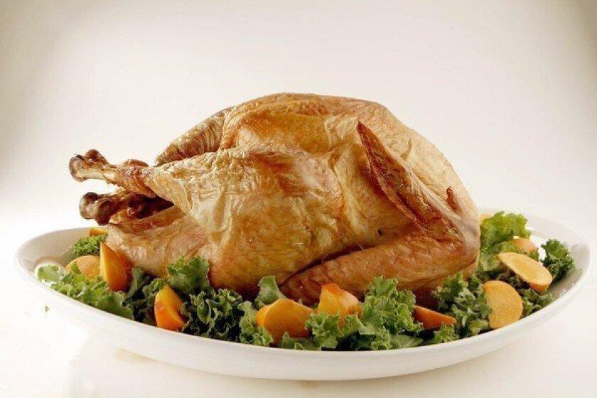 Thanksgiving recipe: Dry-brined turkey
