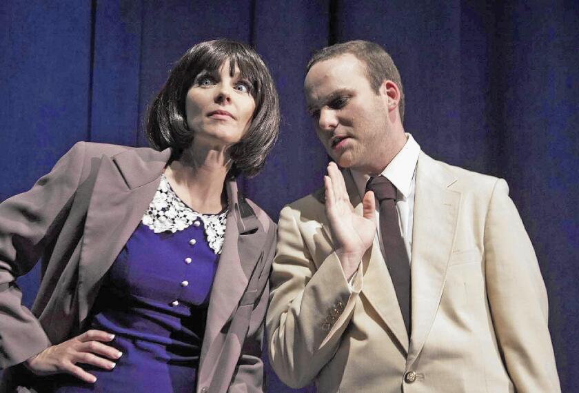 "The Huntington Beach Playhouse presents ""Get Smart"" until Nov. 19."
