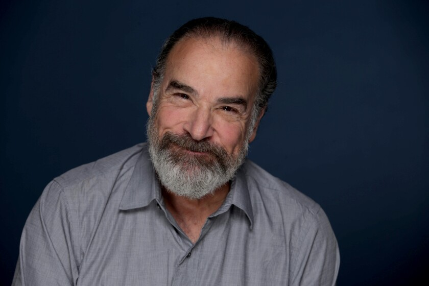 Broadway's Mandy Patinkin performs at the Musco Center on Sunday.