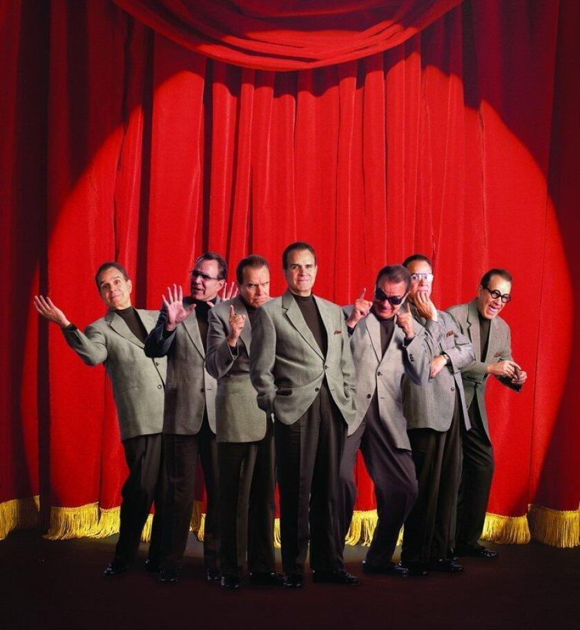Comedy legend Rich Little performs Saturday, June 30 at JCC's Garfield Theatre.  COURTESY