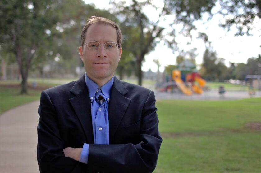 Matt Valenti candidate for San Diego City Council, District 6
