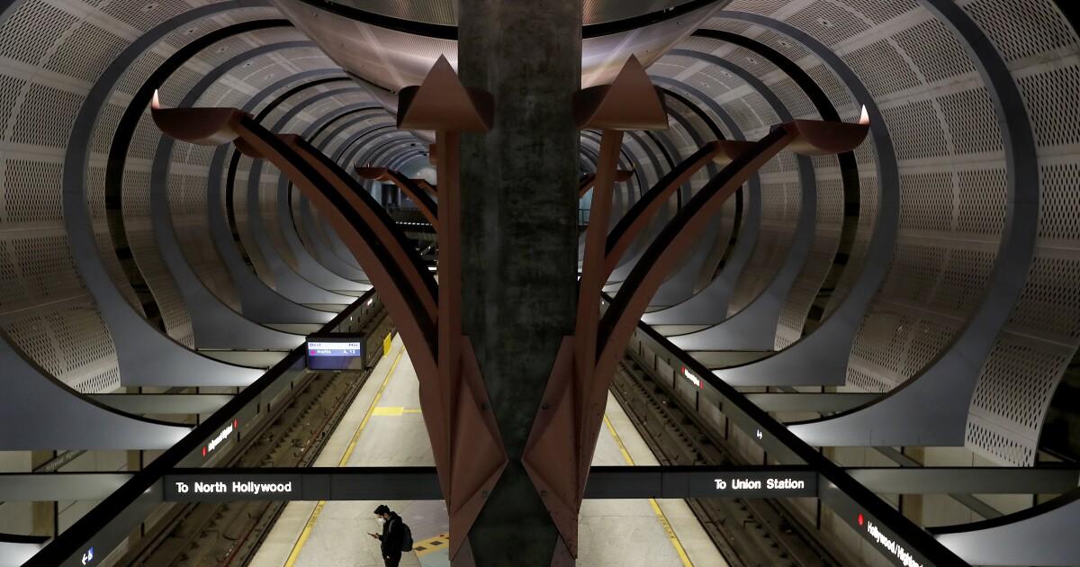 Μετρό αναμένει