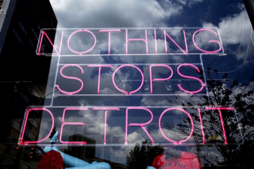 Detroit bankruptcy: Legal turmoil emerges one day after filing