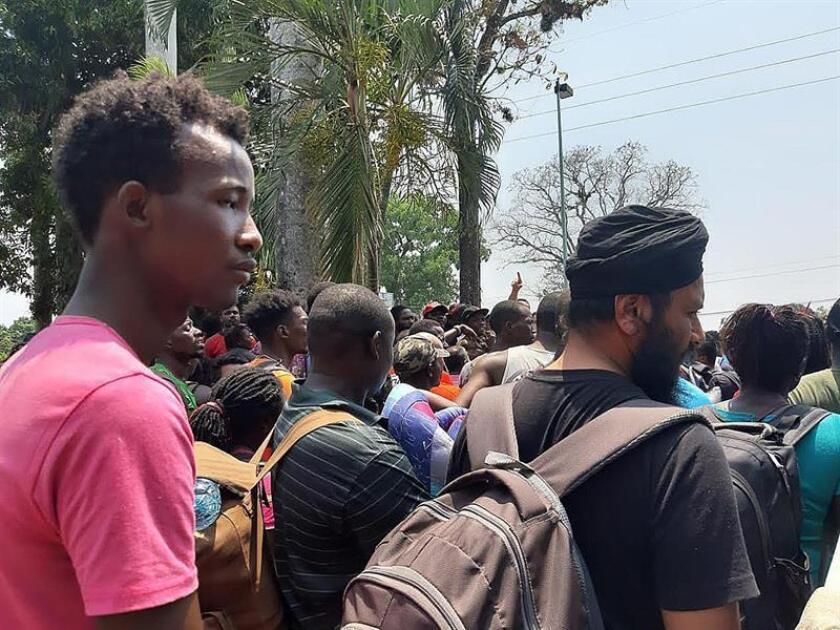 México deporta a 148 cubanos mientras sigue avance de centroamericanos