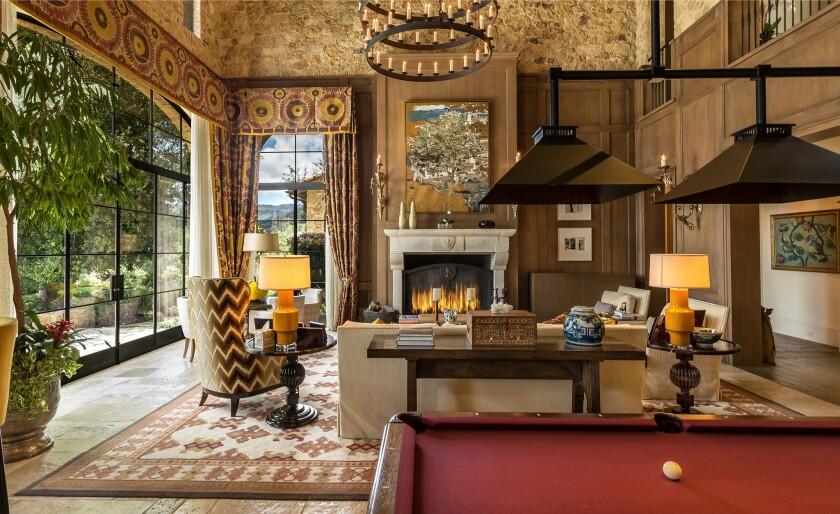Thousand Oaks villa