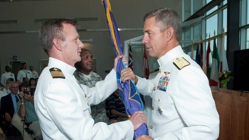 JPASE welcomes new commander