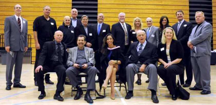 Crescenta Valley High Athletic Hall of Fame welcomes 2013 class