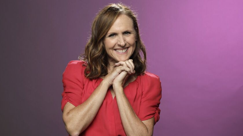 """""""I wanted to get cast as a guest star on [""""Seinfeld""""] ever since it first began, and my dream came true,"""" said Molly Shannon."""