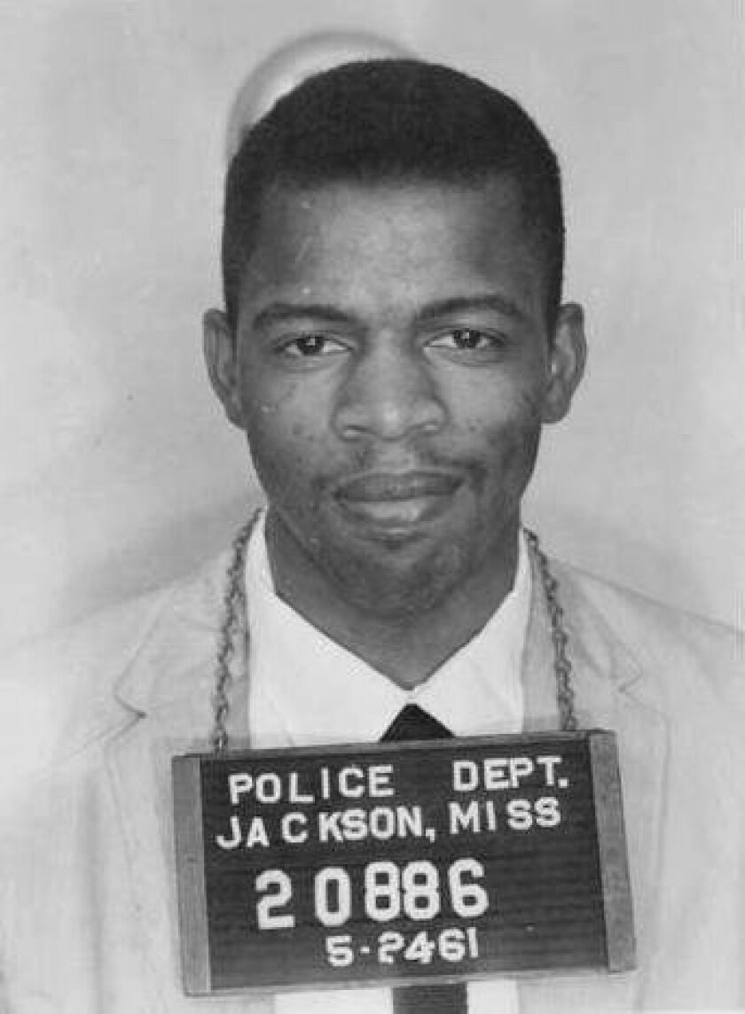 """Rep. John Lewis, who was arrested in Jackson, Miss., for using a white restroom, is one of the main characters in """"Freedom Riders."""""""