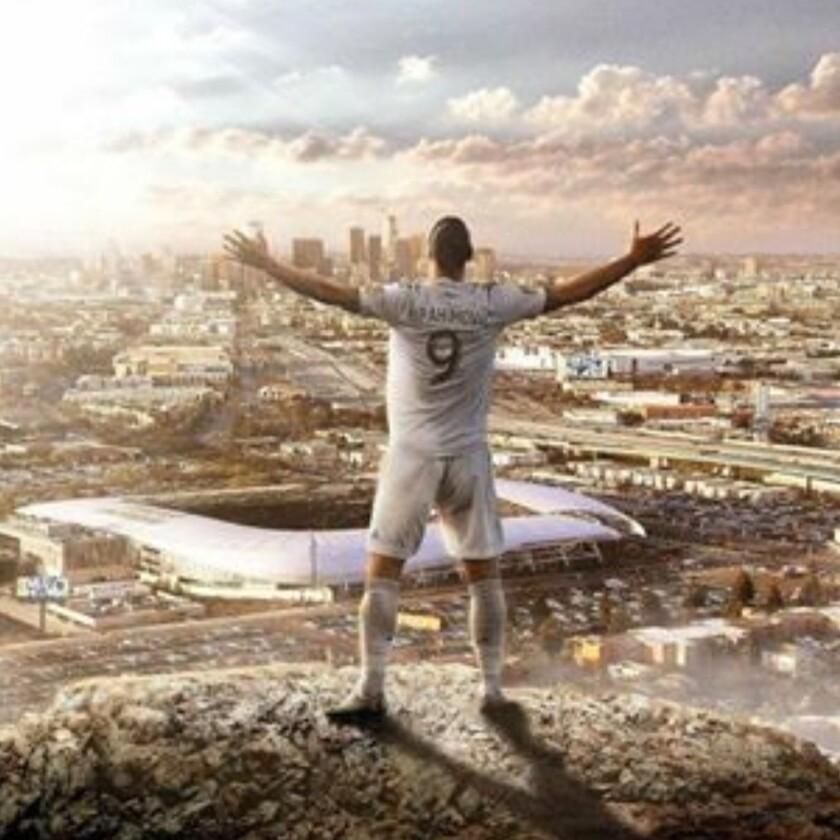 Zlatan Ibrahimovic se despide del Galaxy y su afición... muy a su estilo.