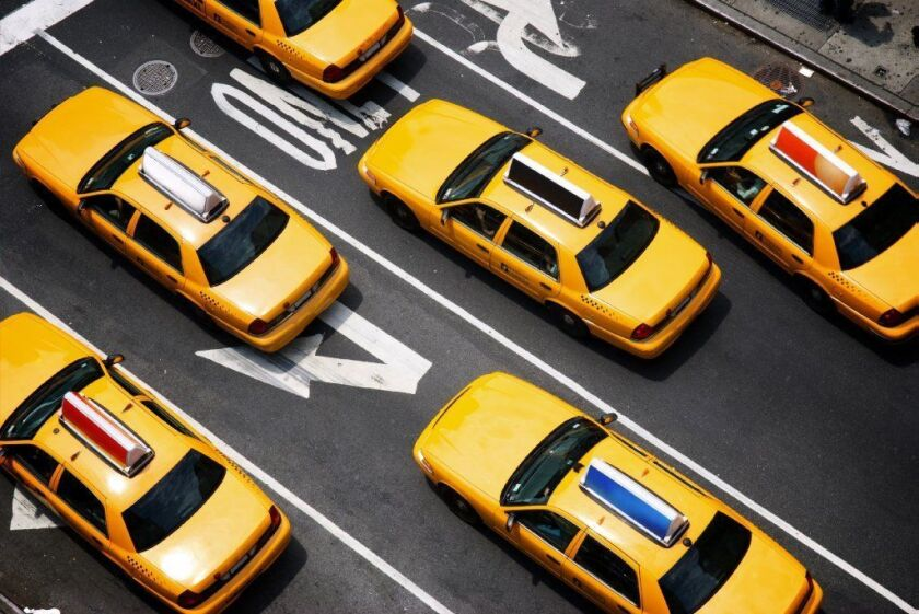 Cash-strapped taxi medallion owners are getting more than $12 million in relief from the de Blasio administration.