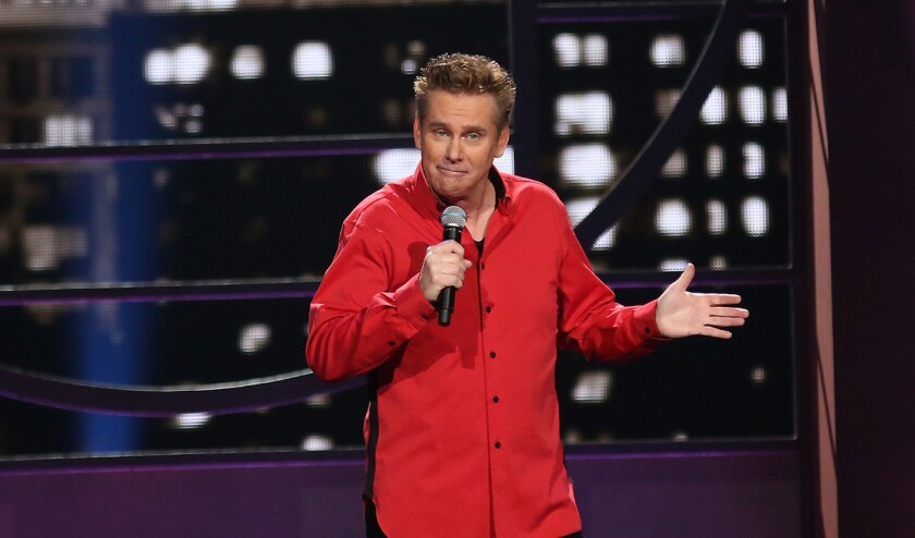 "Comedy Central's ""Brian Regan: Live From Radio City Music Hall"" Saturday, September 26, 2015"