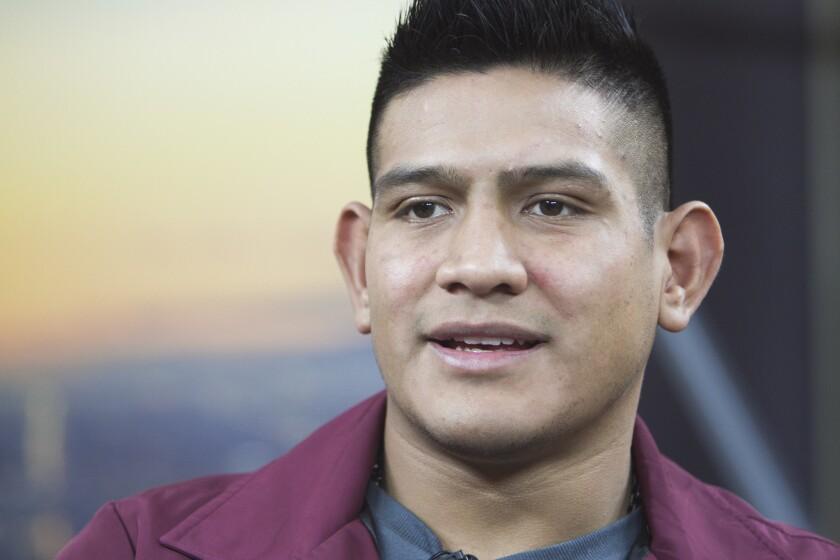 Levy Marroquín debutó a los 17 años y en noviembre pasado obtuvo los $100,000 de premio en Combate Américas.