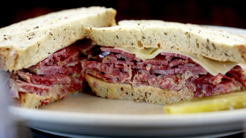 Newsletter: Just in time for Labor Day, why 'uncured' deli meats aren't as safe as you thought