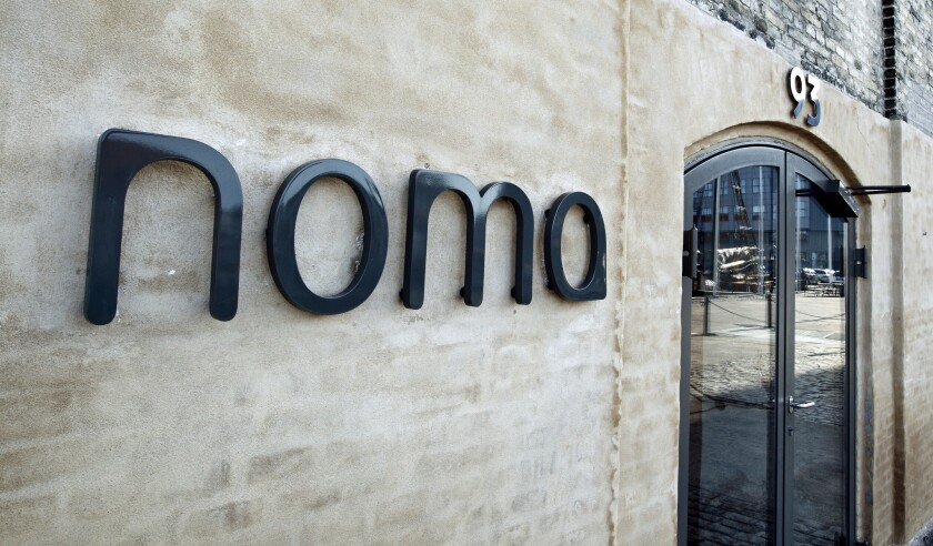 Noma is closing