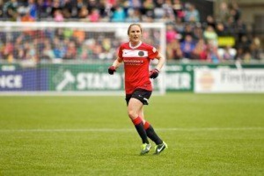 Rachel Buehler. Photo/Craig Mitchelldyer/Portland Thorns FC