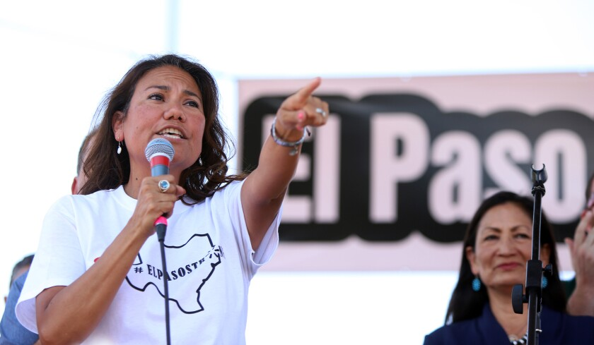 Rep. Veronica Escobar