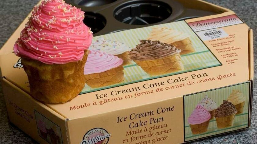 Wilton Brands, a Naperville-based baking supply company, is being sold to German food manufacturer Dr. August Oetker.