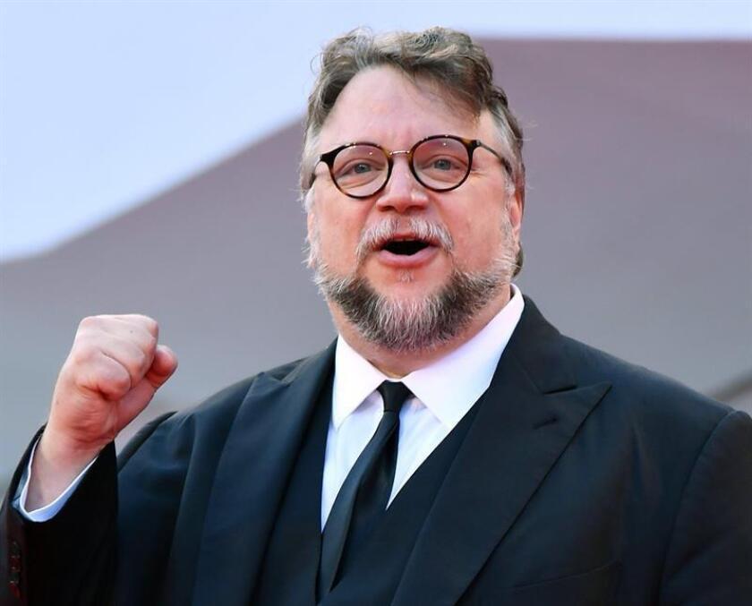 Fotografía del cineasta mexicano Guillermo del Toro. EFE/EPA/Archivo