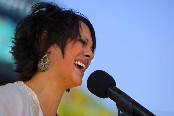 Singer-songwriter Ashley Matte